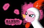 Time is candy - Pinkie Pie Wallpaper
