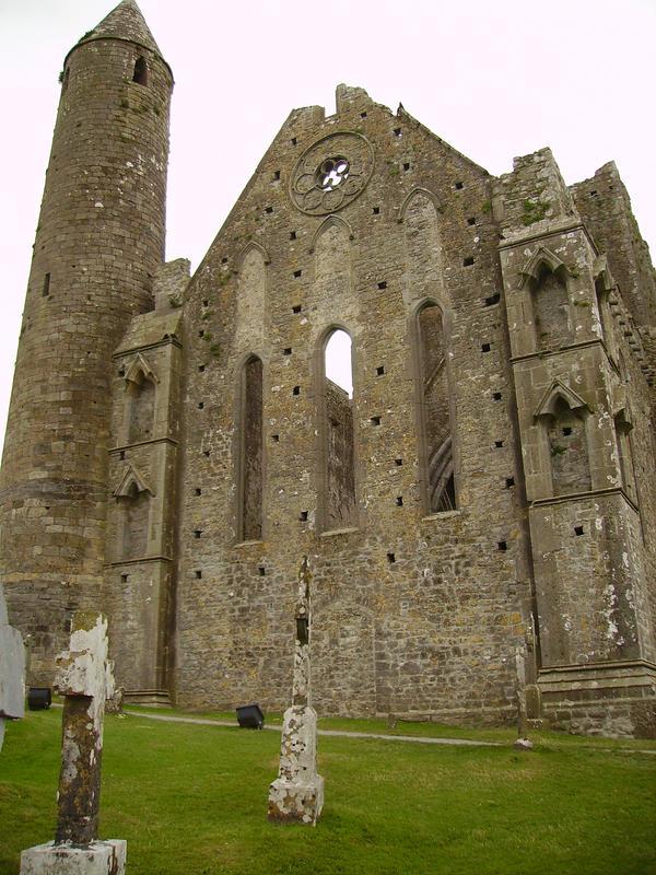 Church Ruins by Malise-Skyla