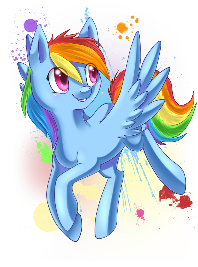 Dashie by ILightningStarI