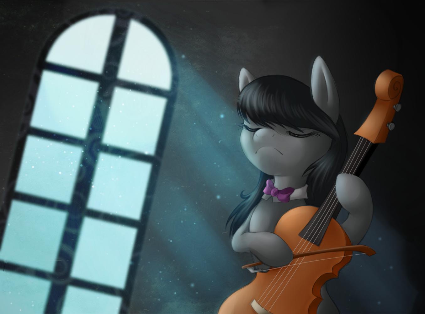 Octavia by Vampirenok