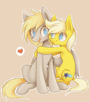Hug by ILightningStarI