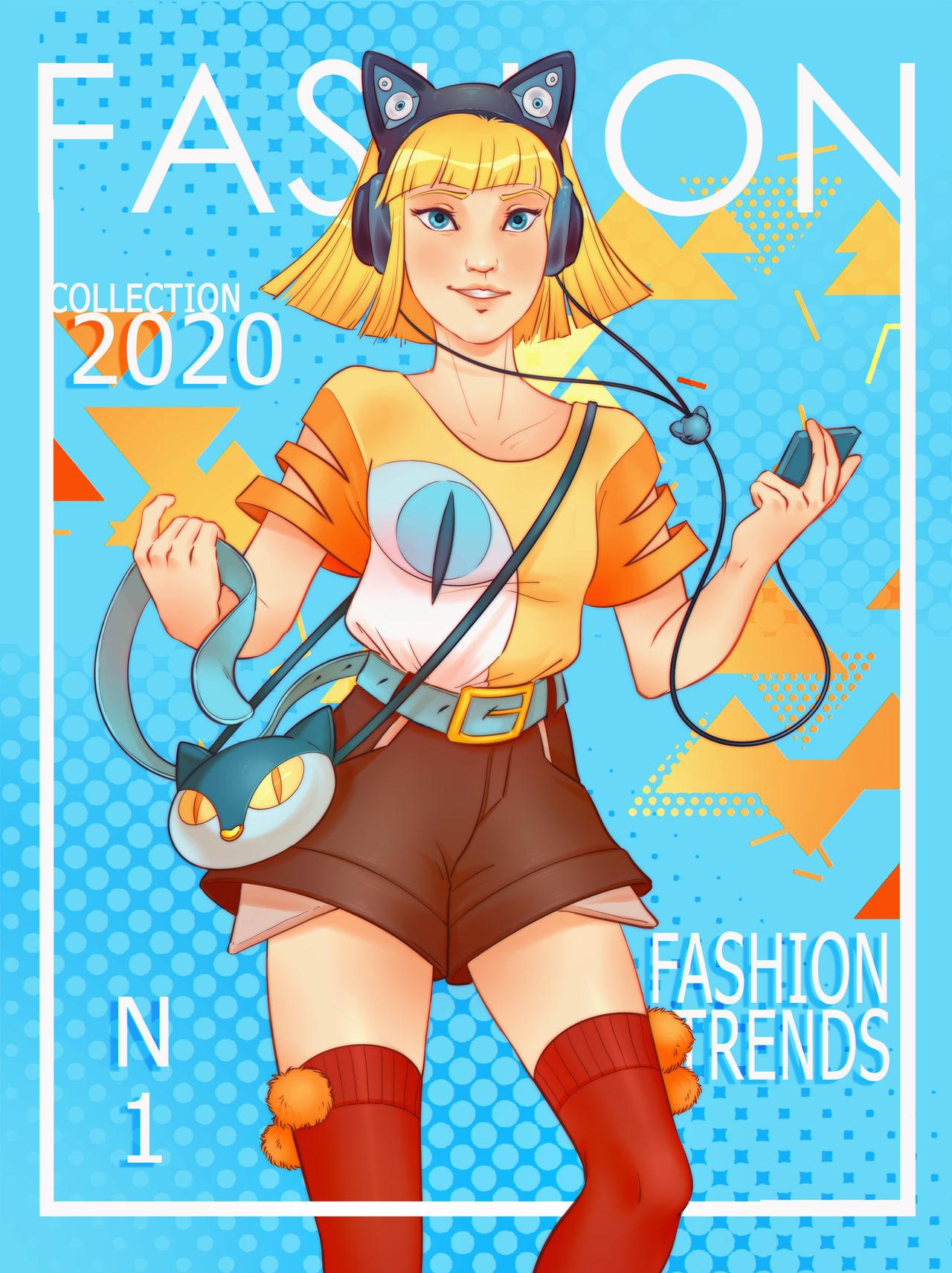 Fashion / Study work