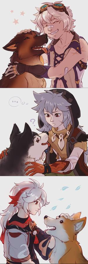 Good boy~
