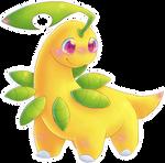 Pokemon - Bayleef #153