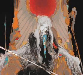 Throne4 by Hachimitsubani