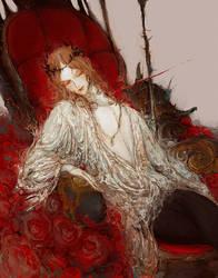 Rose King4 by Hachimitsubani