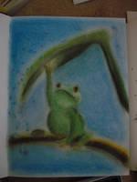 Eco-Frog by MystiqueX