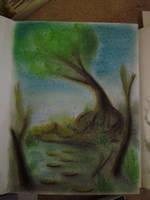 Mild Swamp by MystiqueX