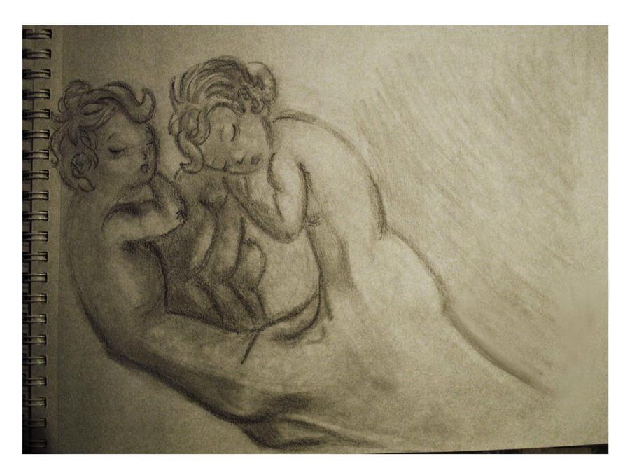 Hand, imagination 1 by MystiqueX