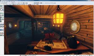 pirate_ship_wip09 by MystiqueX