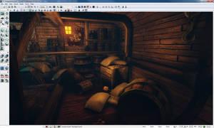 pirate_ship_wip14 by MystiqueX