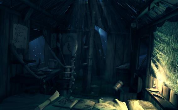 Lake House - final render, edited