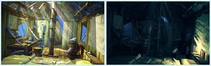 Lake House - final renders