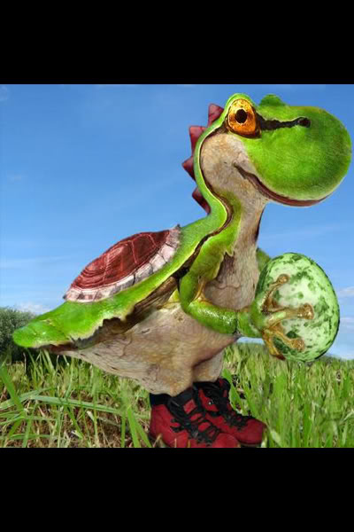 Realistic Yoshi Yoshi Is Real??? by su...