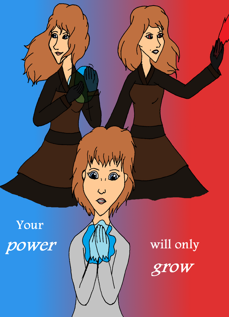Your Power Will Only Grow by SquiddlePrincess