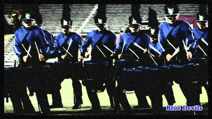 Blue Devils Drum Break 2006 by sevnated