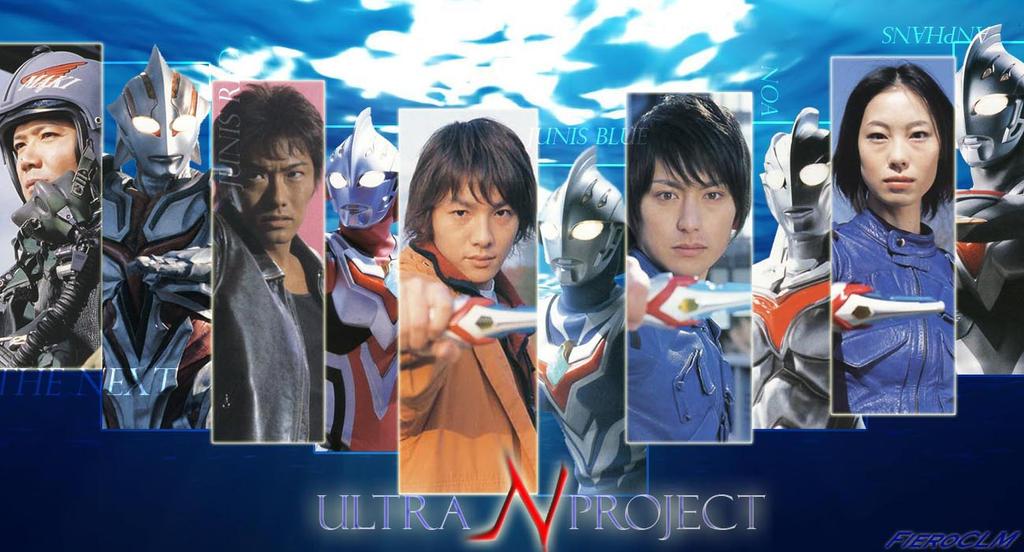 Ultra N project by FieroCLM ...