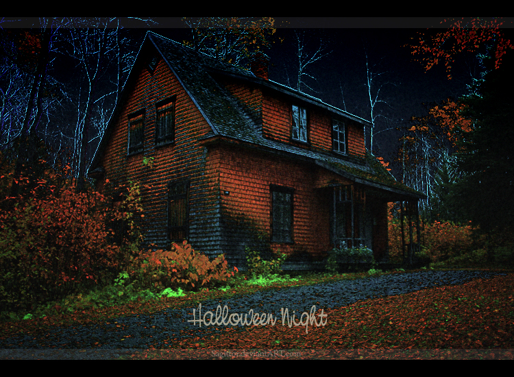 Halloween Night by Sagittor