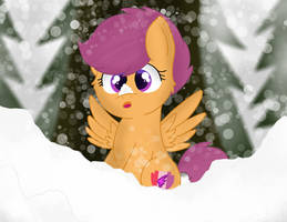 Snow by skyflys
