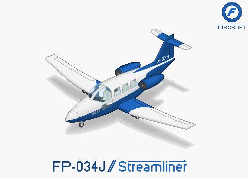 FP-034J Streamliner by StylePixelStudios