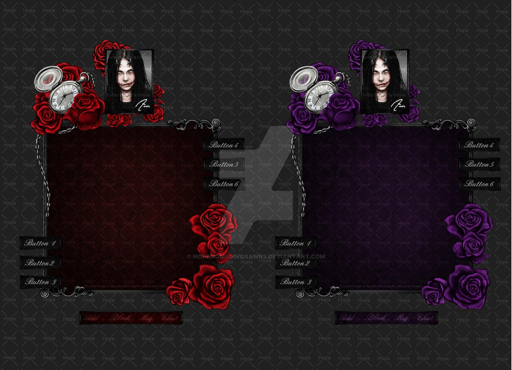 gothic chat rooms imvu