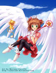 Card Captor Sakura fanart