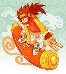 Monkey KIZING Sun WuKong