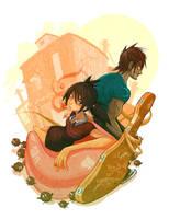 Juan Aswang, Lizzie Torres by scrotumnose