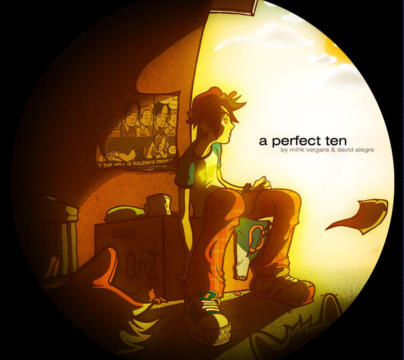 a perfect ten by scrotumnose