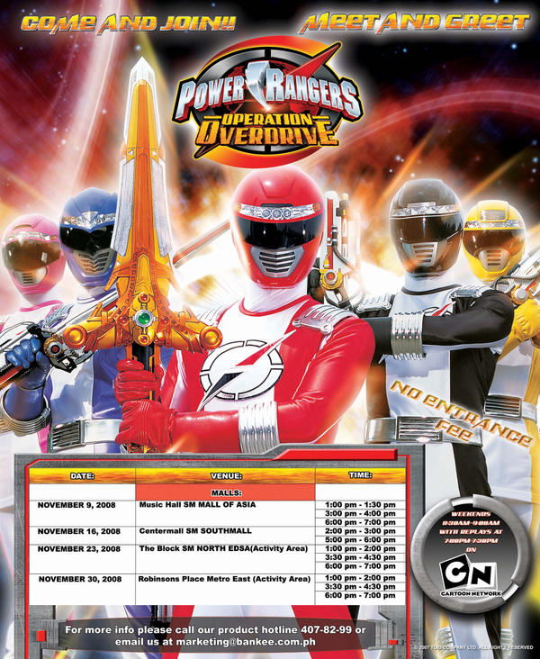 Meet and greet power rangers by yuanyusef on deviantart meet and greet power rangers by yuanyusef m4hsunfo