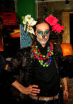 HALLOWEEN 2012 Dia De Los Muertos