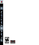 PS3 Game Cover Template