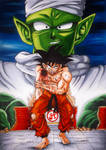 Goku vs Piccolo (Dragon Ball)