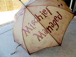 Mischief Managed Umbrella