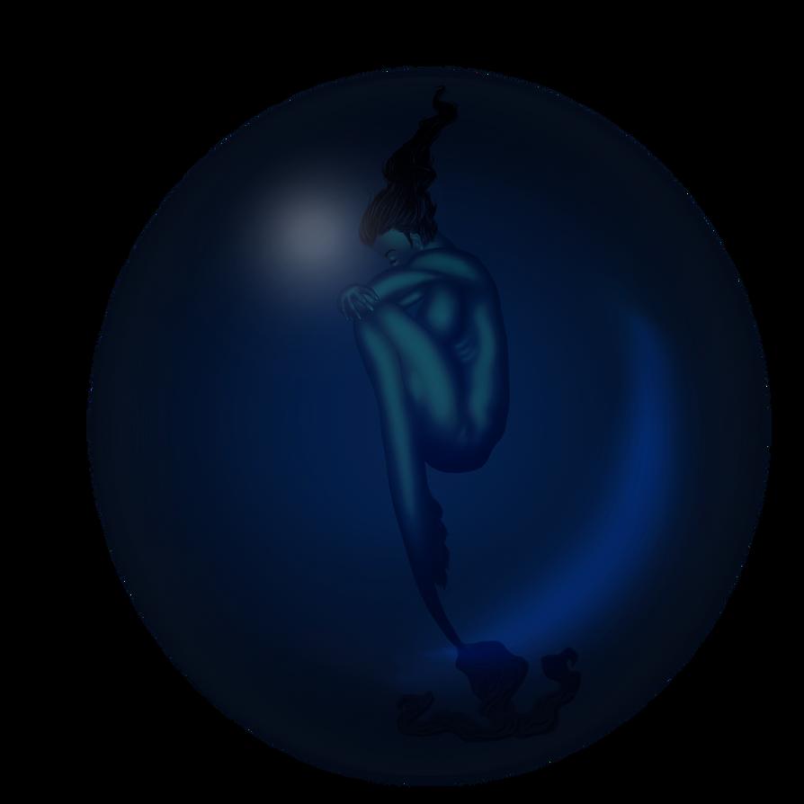 Mermaid Jewel by eliexiel
