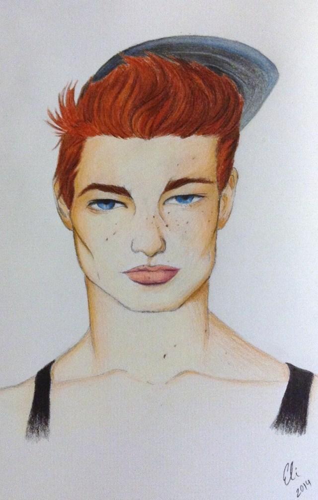 Robbie Beeser by eliexiel