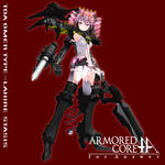 Armored Devil - TDA TYPE-LAHIRE Stasis Teto | DL