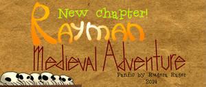 RMA : 1 chapter - Guinea Pigs
