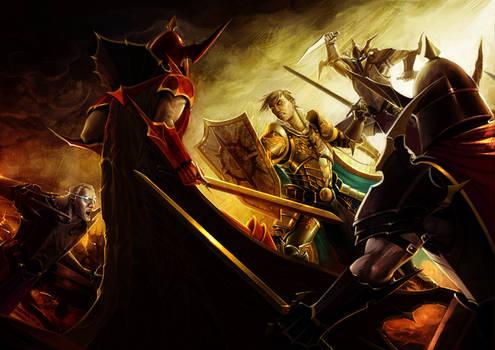 Hatrius and the Vampires