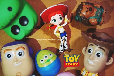 .Toy Story. by PiwyLullaby