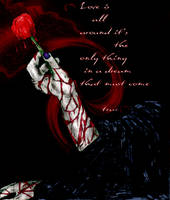 Bloody Rose by Raikai