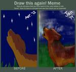 .:Meme:. Howling At The Moon B.a.A.