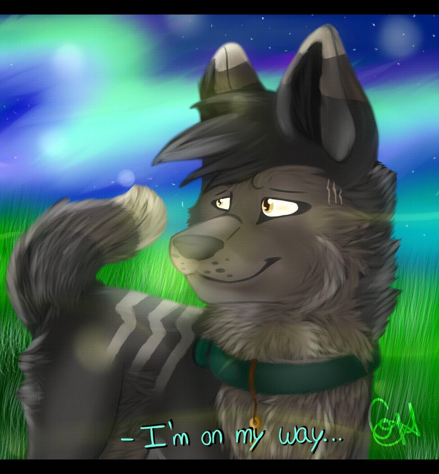 .:I'm On My Way:. by Ikuzim