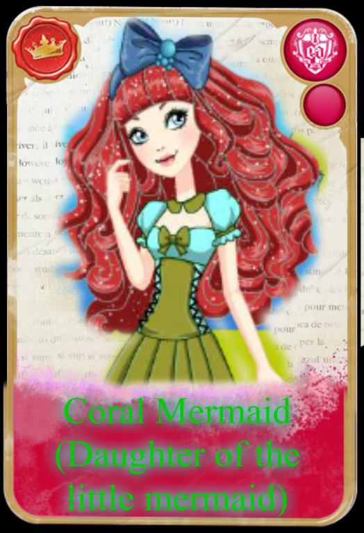 Ever After High: Coral...