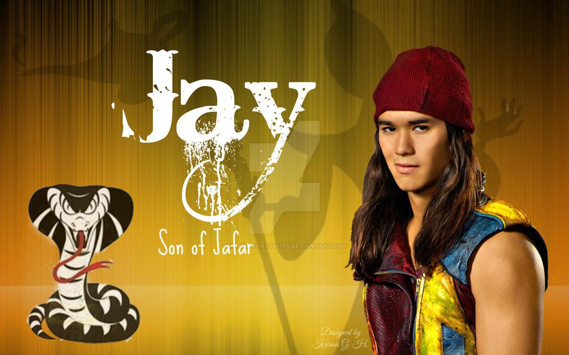 Disney Descendants - Jay, son of - 188.2KB