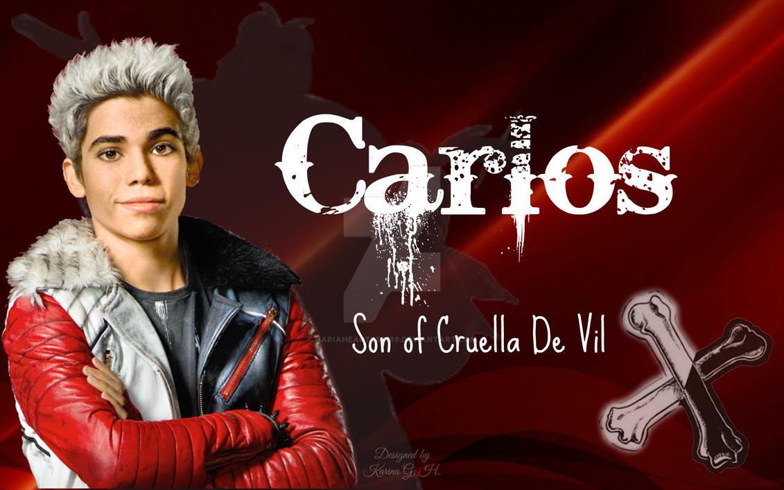 Disney Descendants Carlos Son Of Cruella De Vil By