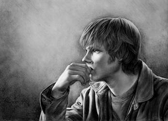 Sam Winchester by Loga90