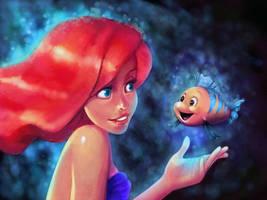 Ariel by Loga90
