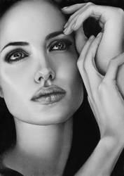 Angelina Jolie 2 by Loga90