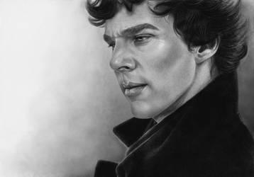 Sherlock by Loga90